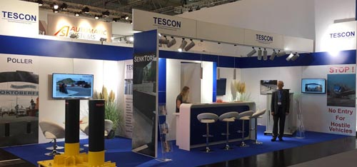 Messestand, systemmessestand